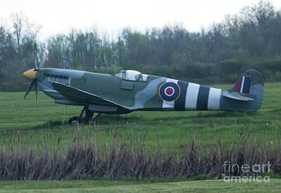 Photograph - Spitfire by Gary Onuschak