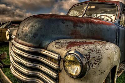 Photograph - Spittin Rust by Thom Zehrfeld