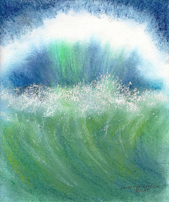 Painting - Splash Back by Joan Hartenstein
