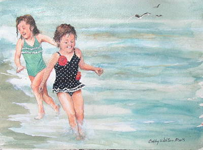 Painting - Splash  by Bobby Walters