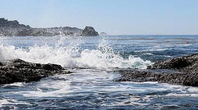 Photograph - Splash by Christy Pooschke