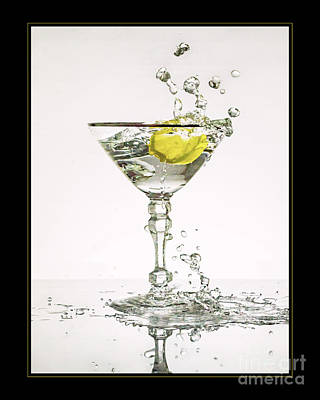 Martini Royalty-Free and Rights-Managed Images - Splash by Darleen Stry