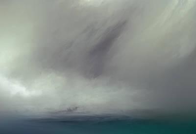 Tonalism Painting - Splash by Lonnie Christopher