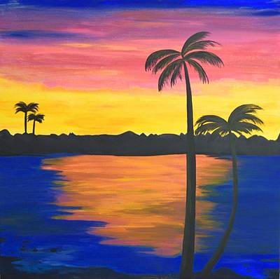 Painting - Splash Of Colors by Surbhi Grover