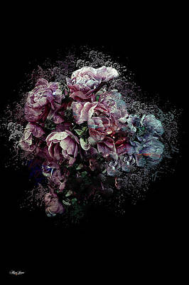 Digital Art - Splash Of Colour by Alisa Jane