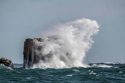 Photograph - Splash by Paul Freidlund