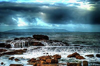 Photograph - Splash Rock 2 by Joseph Hollingsworth