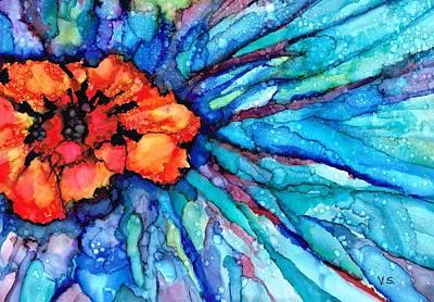 Splash Original by Val Stokes