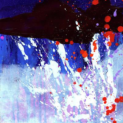 Splash#1 Original by Jane Davies