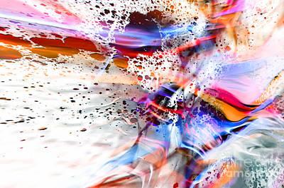Digital Art - Splatter 2 by Margie Chapman