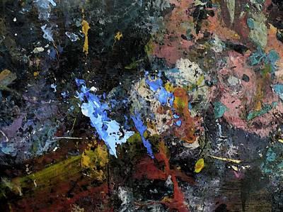 Painting - Splatter IIi by Florene Welebny