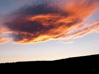 Photograph - Splendid Cloudscape 11 by Will Borden