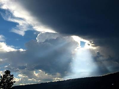 Photograph - Splendid Cloudscape 8 by Will Borden