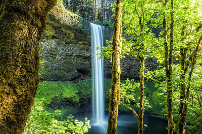 Photograph - Splendor At South Falls by Belinda Greb