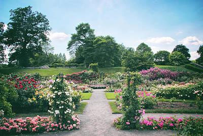 Splendor Garden Art Print