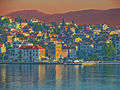 Photograph - Split Croatia by Don Wolf