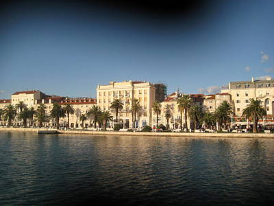 Split- Croatia Art Print