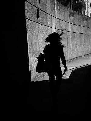 Photograph - Split Ends by Lee Fennings