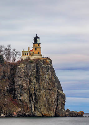 Photograph - Split Rock  by Dave Chandre