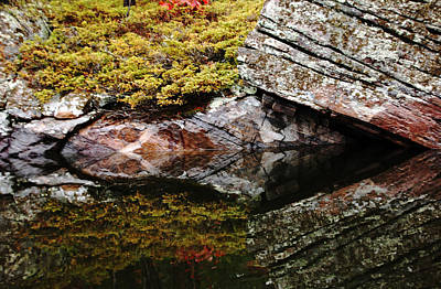 Photograph - Split Rock by Debbie Oppermann