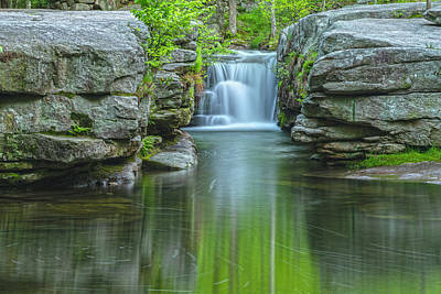 Photograph - Split Rock Falls Nirvana by Angelo Marcialis