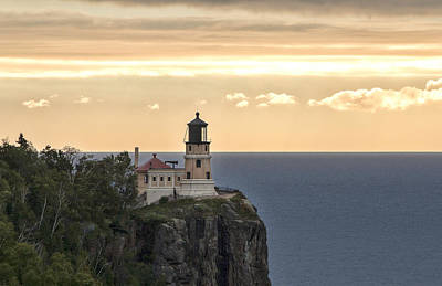 Photograph - Split Rock Lighthouse by Shari Jardina