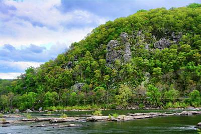 Photograph - Split Rock Overlook by Raymond Salani III