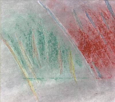 Abstract Pastel - Split Screen by David Jacobi
