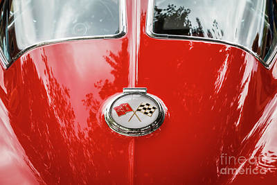 Photograph - Split Window 1 by Dennis Hedberg