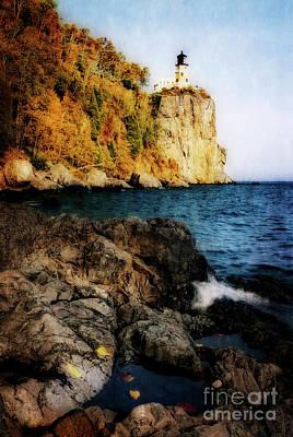 Photograph - Splitrock by Scott Kemper