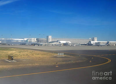 Photograph - Spokane. Wa Airport  Day 11 by Cindy Murphy - NightVisions