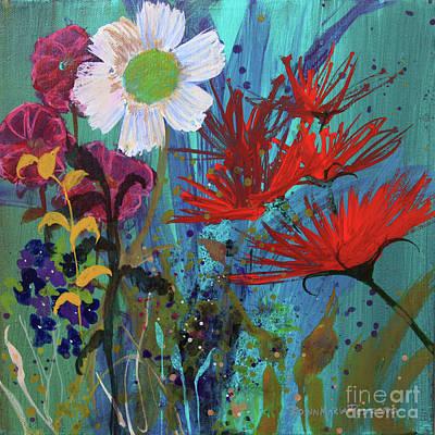 Painting - Spontaneity by Robin Maria Pedrero