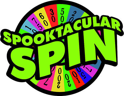 Digital Art - Spooktacular Spin by Robert Korhonen