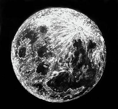 Pastel - Spooky Moon by Heidi Kriel