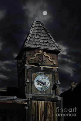 Photograph - Spooky Night by Jon Burch Photography