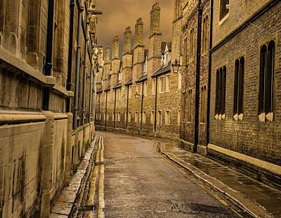 Photograph - Spooky Street by Jean Noren