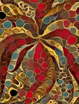 Digital Art - Spot by Megan Walsh