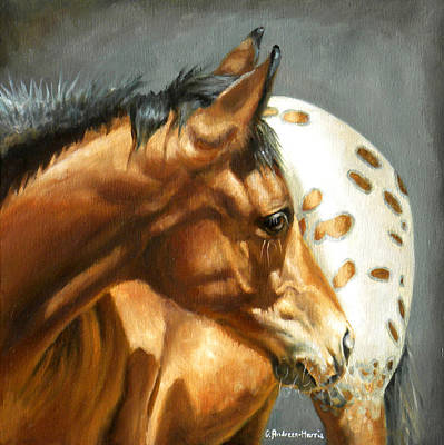 Painting - Spot On by Carole Andreen-Harris