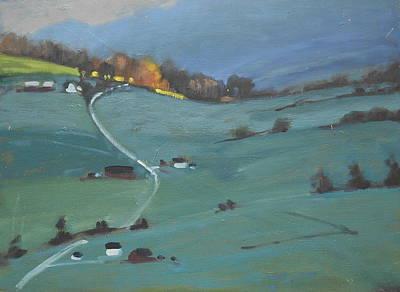 Painting - Spotlight by Len Stomski