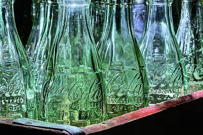 Photograph - Spotlight On Coke by JC Findley