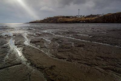 Spotlight On Iceland Art Print