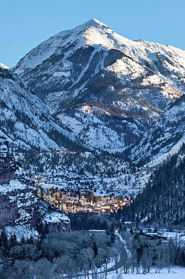 Photograph - Spotlight On Ouray by Denise Bush