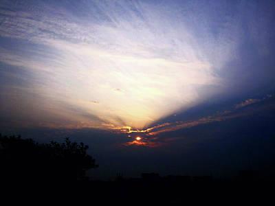 Photograph - Spotlight Sunrise by Atullya N Srivastava