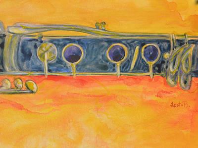 Spotlights On Clarinet Keys Original