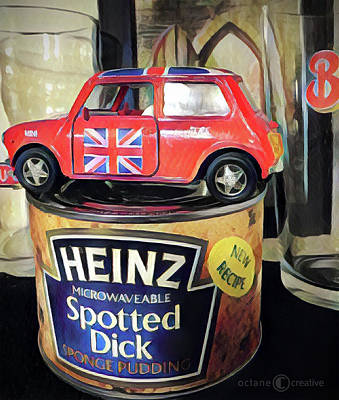Photograph - Spotted Dick by Tim Nyberg