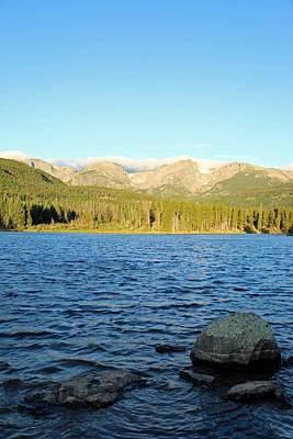 Photograph - Sprague Lake 11 by Pamela Critchlow