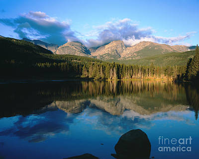 Sprauge Lake Art Print