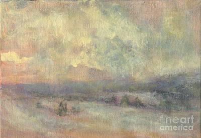 Painting - Spring 17 Series by Joe Leahy