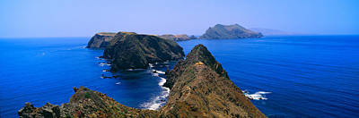 Anacapa Photograph - Spring At Anacapa Island, Channel by Panoramic Images