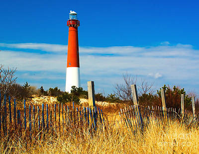 Spring At Barnegat Art Print by Nick Zelinsky